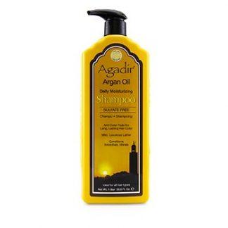 AGADIR ARGAN OIL DAILY MOISTURIZING SHAMPOO (FOR ALL HAIR TYPES) 1000ML/33.8OZ