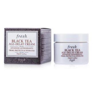 FRESH BLACK TEA AGE-DELAY CREAM 50ML/1.6OZ