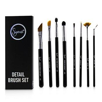 Sigma Beauty Detail Brush Set 8pcs
