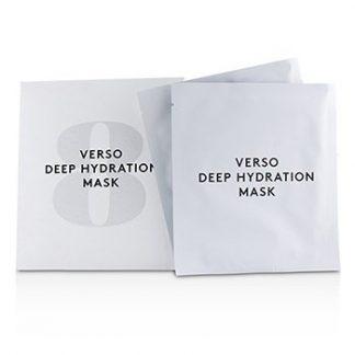 VERSO DEEP HYDRATION MASK 4X25G/0.88OZ