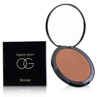 THE ORGANIC PHARMACY ORGANIC GLAM BRONZER - # BRONZER GOLDEN BRONZE 9G/0.31OZ