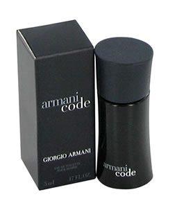 [SNIFFIT] GIORGIO ARMANI ARMANI CODE EDT FOR MEN