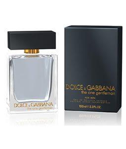 DOLCE & GABBANA D&G THE ONE GENTLEMAN EDT FOR MEN