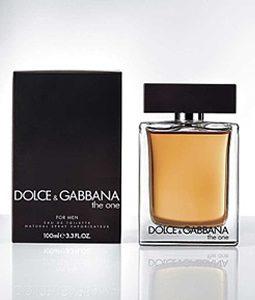 DOLCE & GABBANA D&G THE ONE EDT FOR MEN
